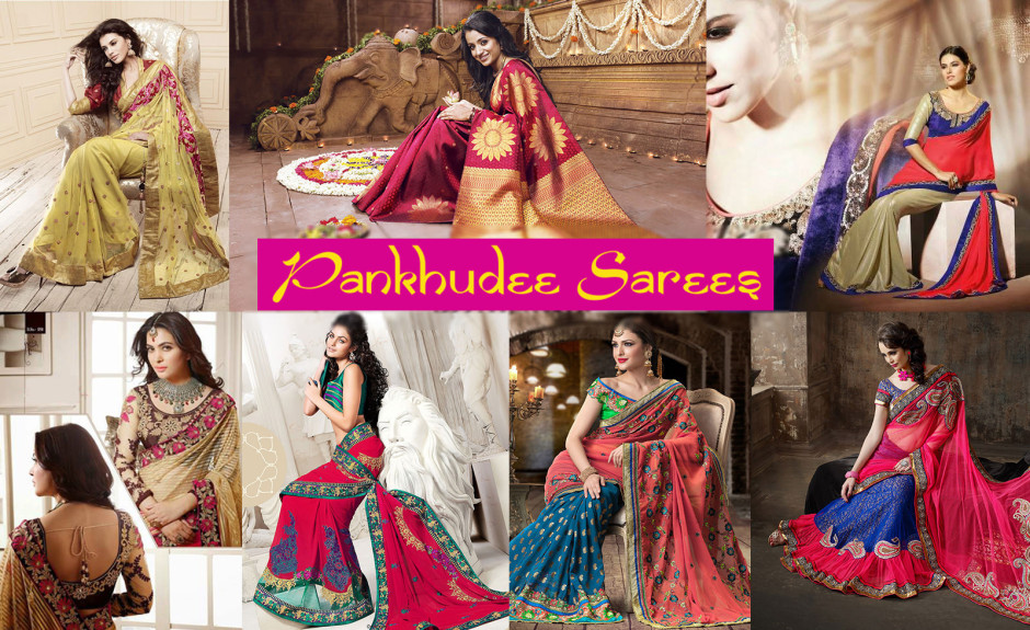 About Pankhudee Sarees